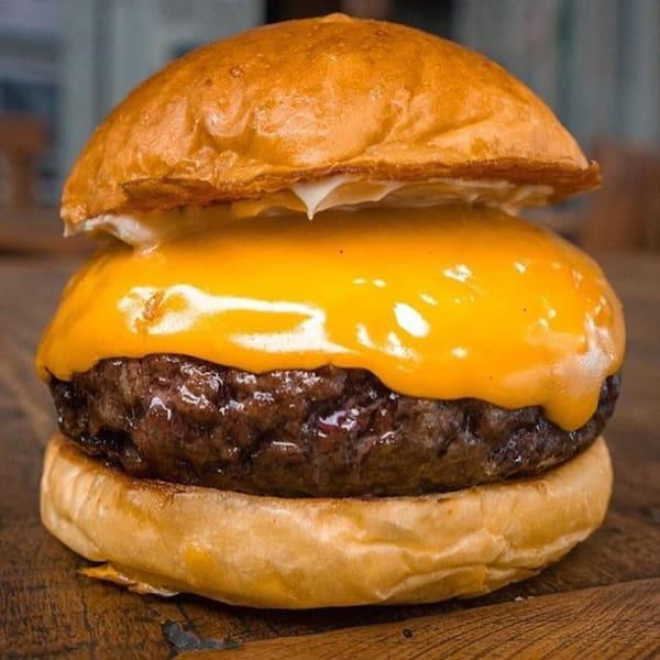 Classic burger (imagem ilustrativa)