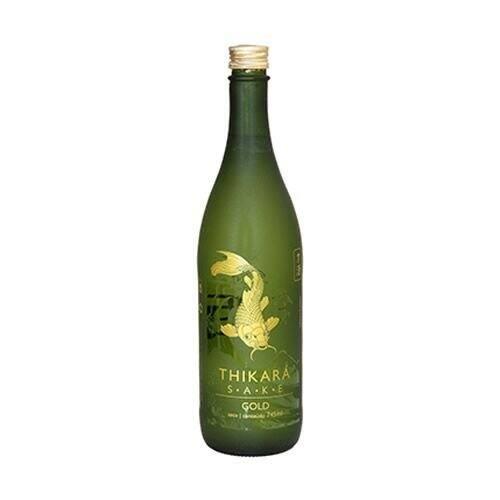 Sake ThiKará Gold - 600ml