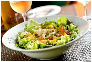1752. Salada de Frutos do Mar