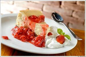 2345. Cheesecake