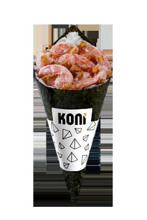 Koni camarão