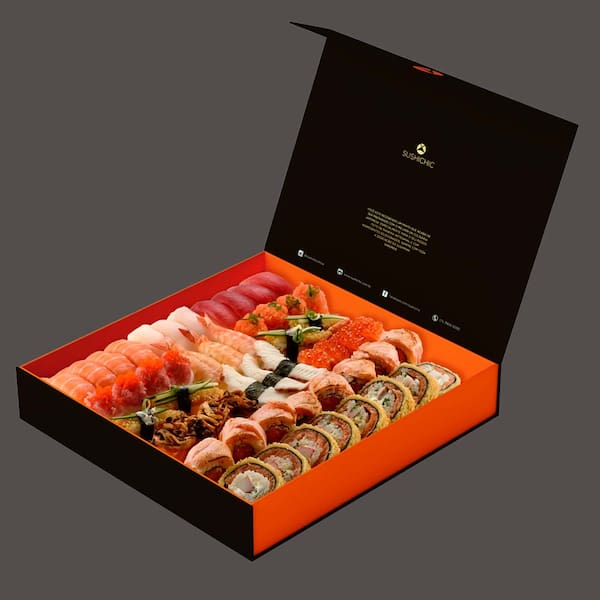 107007 - gold box for 4 especial - 53 unidades