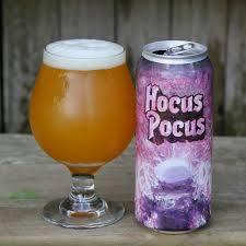 Cerveja hocus pocus overdrive
