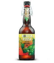Cerveja roleta russa imperial ipa