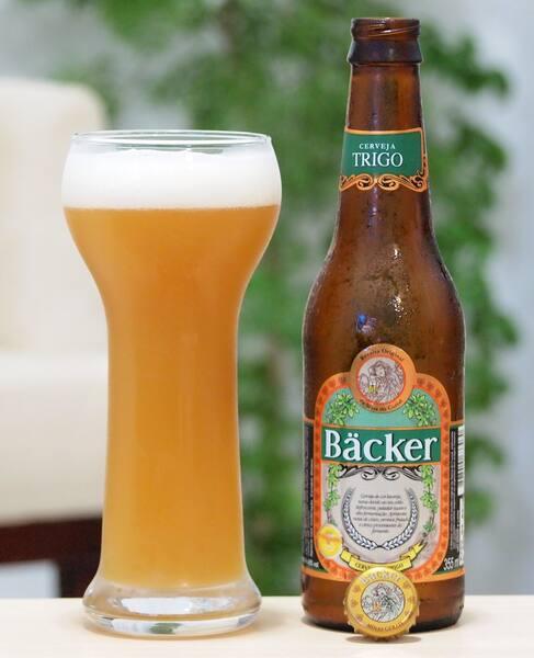 Cerveja backer trigo