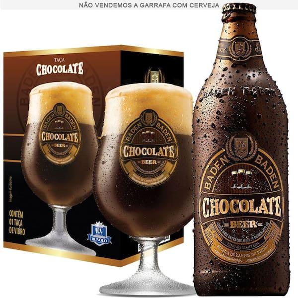Cerveja Baden Baden chocolate