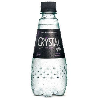 Água cristal vip