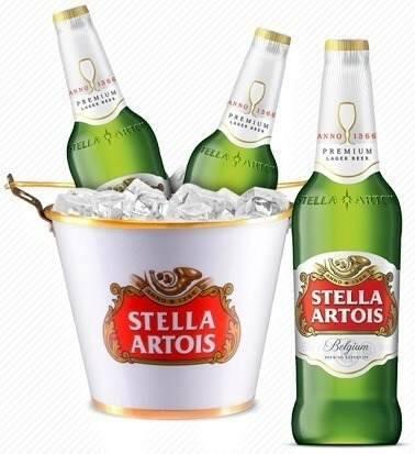 Promoção Stella Artois 550ml