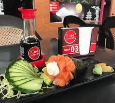 Temaki especial avocado