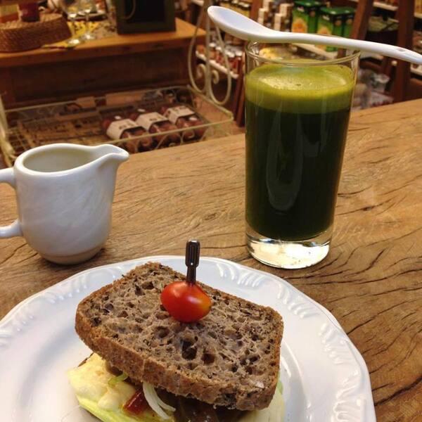 Sanduíche Nutritivo