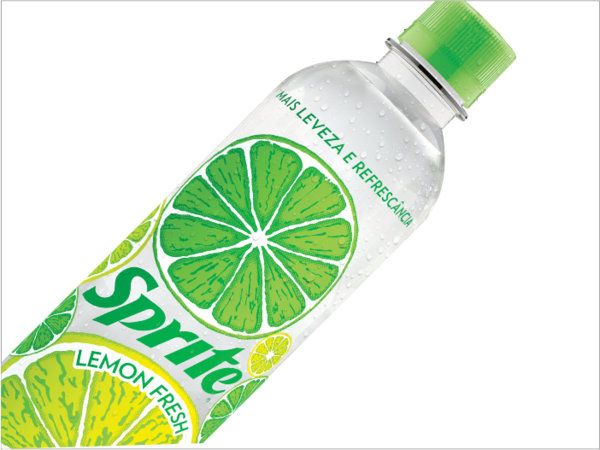 Sprite lemon fresh 510 ml