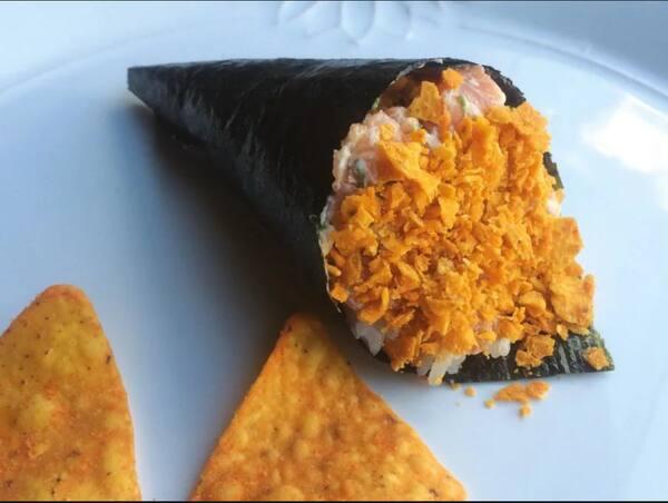 Nachos picante