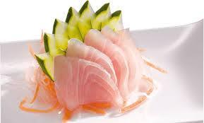 Sashimi Peixe Branco