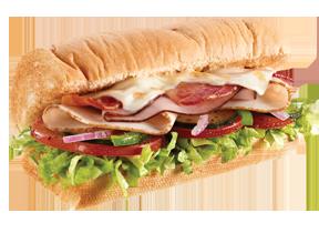 Subway melt  15cm