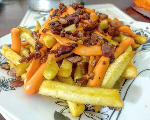Batata fritas especial (300g)