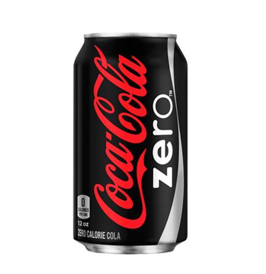 Coca cola (zero)