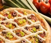 Pizza Média - 50% DESCONTO