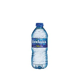 Água indaia 500ml