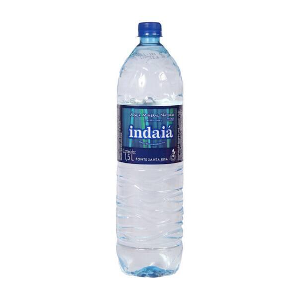 Água indaia 1, 5l
