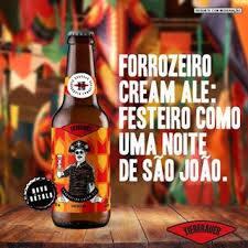 Vierbrauer - forrozeiro cream ale