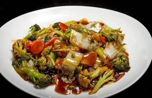 Yakissoba de legumes