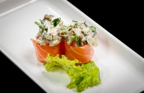 Sushi ( pares) jô de shimeji