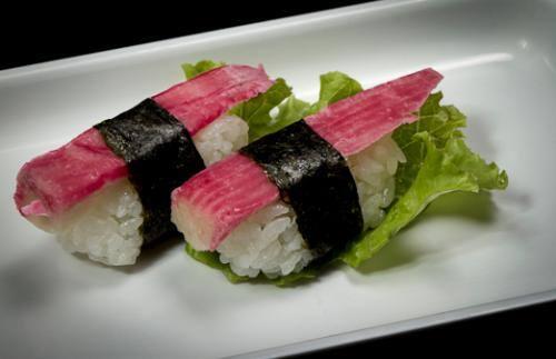 Sushi (pares) kani