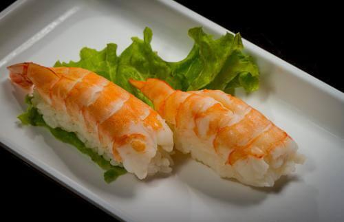 Sushi (pares) camarão
