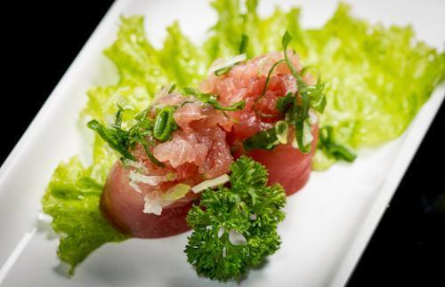 Sushi (pares) jô de atum