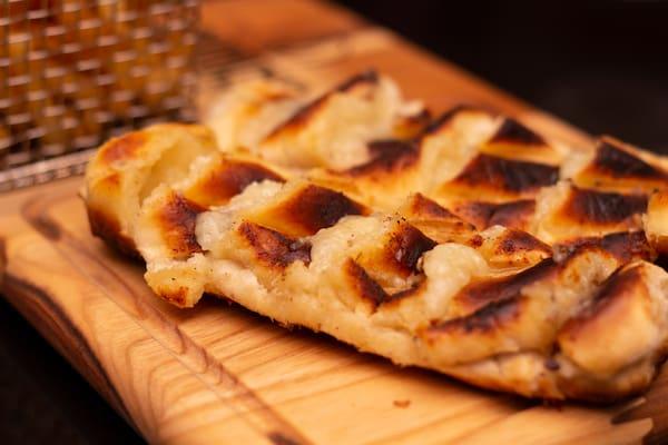 Pão de alho tradicional