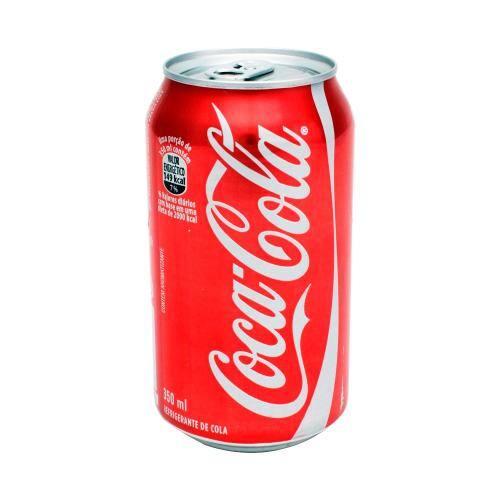124 - coca cola (lata)