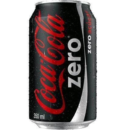 125 - coca cola - zero