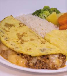Omelete Paulistano