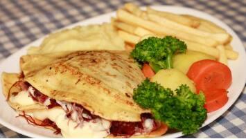 Omelete Baianinho