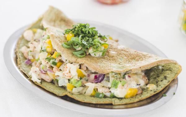 Omelete Marítimo