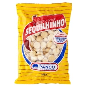 SEQUINHO PANCO 300G