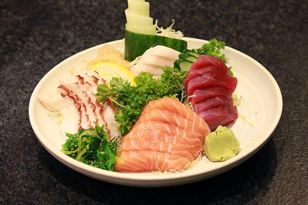 Sashimi nagairô
