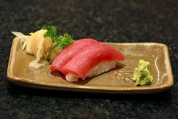 Niguirizushi atum