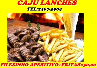 FILEZINHO APERITIVO COM FRITAS