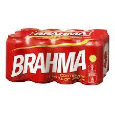 Brahma Chopp 350ml (pack com 12)