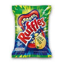 Batata Ruffles Churrasco