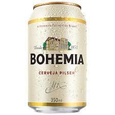 Bohemia lata 350ml