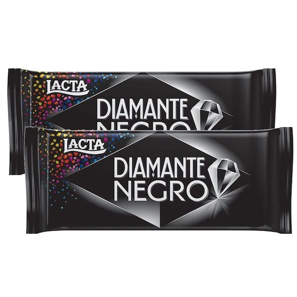 Chocolate Diamante Negro 90g