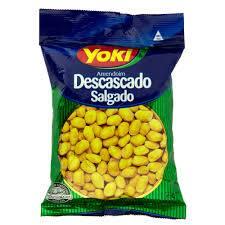 Amendoim Yoki Sem Casca Salgado 150g