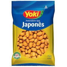 Amendoim Yoki Japonês 150g