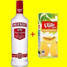 Smirnoff + Suco 1L