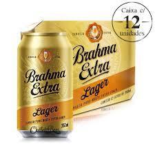Brahma Extra 350ml (pack com 12)