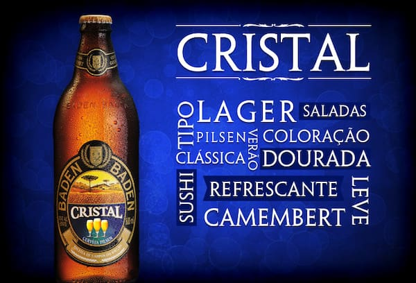 Baden Baden Cristal 600ml