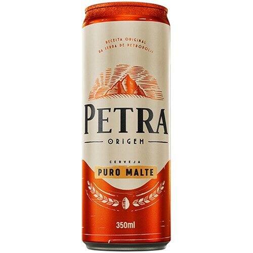 Petra Puro Malte 350ml (pack com 12)