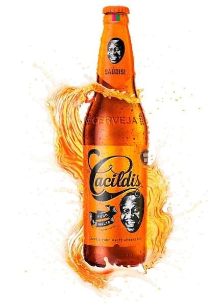 Cacildis lager beer ln 355ml
